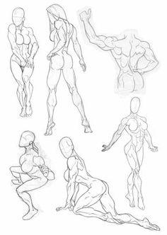 Sketchbook Full Body by Bambs79 on deviantART