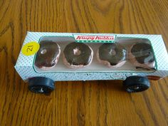 Pinewood Derby Gumball Machine Pinewood Derby