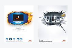 JVC Dynapix ad - Enesys by pepey.deviantart.com on @deviantART