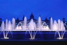 Magic Fountain of Montjuïc, Barcelona