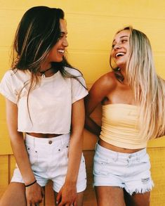 Super photography ideas for friends bestfriends summer ideas Bff Pics, Bff Pictures, Cute Photos, Best Friend Pictures Tumblr, Cute Friend Photos, Best Friend Fotos, Summer Vibe, Foto Casual, Cute Friends