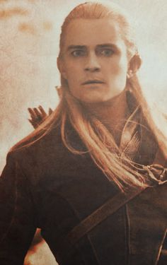 Legolas ~ They are taking the Hobbits to Isengard!