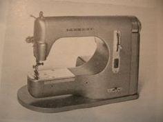 Cresta Sewing machine