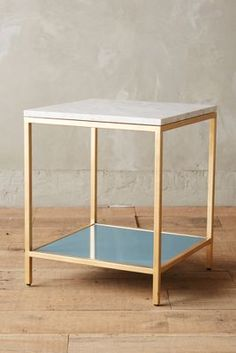 lacquer table #anthroregistry