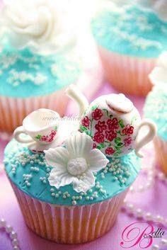 tea time, tea parti, garden whimsi, garden whimsy, new zealand