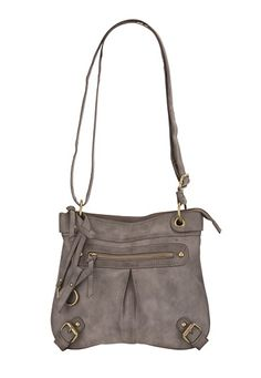 Flat Strap Crossbody Bag available at #Maurices
