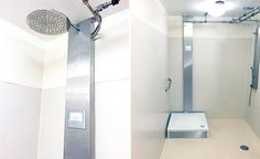 Arquitetura Sustentavel: Chuveiro utiliza 90% menos água e reduz 80% do con...