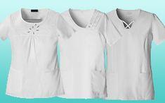 Top 5 Favorite White Scrubs Tops! #Nurses #Scrubs #Fashion