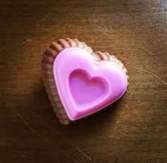 Hold Your Head Up Scented Wax Heart Tart