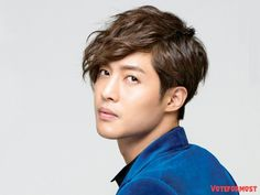 Kim Hyun Joong - Most Handsome Man in the World 2017 Poll - South Korea