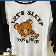 Rilakkuma shirt from shopmaruq.com