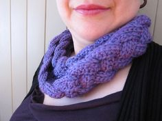 Ravelry: AnnieJeanson's Double Layered Braided Cowl