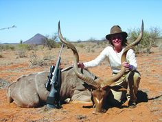 The Villager-Namibia overtakes SA in trophy hunting