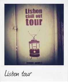 Lisbon chill out tour