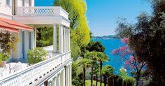 Grand Hotel Majestic in Verbania Pallanza, Italy