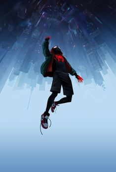 Spiderman in the spider verse Miles Morales - Marvel Comics Marvel Comics, Marvel Art, Marvel Heroes, Marvel Avengers, Dc Comics Art, Ms Marvel, Captain Marvel, Spider Verse, Spiderman Kunst