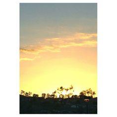 Encinitas sunset Photo by @happymundane • Instagram