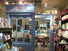 Niagara On The Lake - typical Irish Tea Room by Chikuya, via Flickr