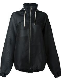 Rick Owens スタンドカラーオーバーサイズジャケット