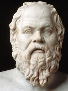I chose this image of Socrates because he was one of the great philosophers during the Classical Period of Ancient Greece. Roman Sculpture, Sculpture Art, Greek History, Art History, Roman History, Sculpture Romaine, Socratic Method, Statues, Les Fables