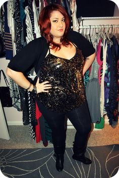 The Fat Girl's Guide-- she has some adorable clothing choices!