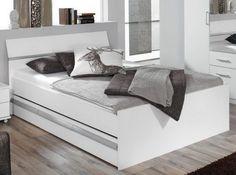 Genial bett weiß 140x200 mit bettkasten New Room, Decoration, Laundry Room, Mattress, Couch, Storage, Furniture, Home Decor, Design Ideas