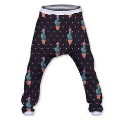 Cactus Baggy Pant Unicorn Ice Cream, Baggy Shorts, Elastic Waist, Harem Pants, Cactus, Hoodies, Sweaters, Sweater, Hoodie