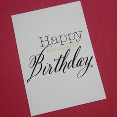 I'm selling Happy Birthday kind words Card - A$3.00 #onselz Kind Words, Paper Dolls, How To Find Out, Stationery, Happy Birthday, Greeting Cards, Joy, Things To Sell, Happy Brithday