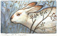Varying Hare by emla.deviantart.com on @deviantART