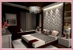 D wandpaneele wanddesign bambusplatten rubik interior in