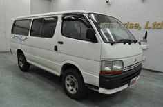 Japanese vehicles to the world: 1996 Toyota Hiace 4WD for DRC to Dar es salaam