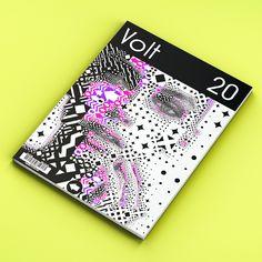 Editorial For Volt Magazine on Behance