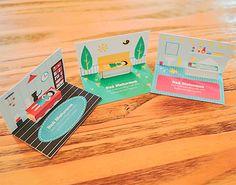 Itzá Maturana Business Cards | Business Cards | The Design Inspiration