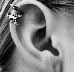 Spiral Cartilage Earring