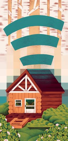 Illustration by Jeannie Phan for Cottage Life West