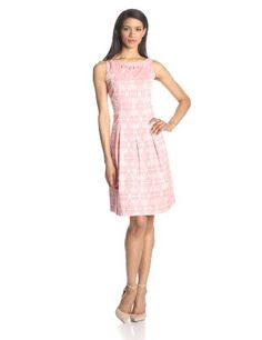 Adrianna Papell Women's Embellished Released Pleat Dress, Coral, 12 Adrianna Papell,http://www.amazon.com/dp/B00H9CCE42/ref=cm_sw_r_pi_dp_2SfCtb10AJV4FZ66 160