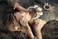Spell & the Gypsy Collective – Women's online Fashion, boho clothing and accessories channelling our inner gypsy spirits – adornment of leather, feathers & turquoise. Hippie Bohemian, Boho Gypsy, Hippie Chic, Hippie Masa, Gypsy Style, Hippie Style, Boho Style, Estilo Boho Chic, Charcoal Dress