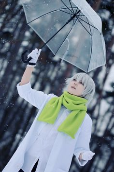 Clear - DRAMAtical Murder by ~Moi-rin on deviantART