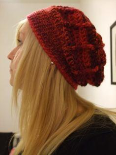 http://hookylove.blogspot.com/2010/01/web-of-winter-hat.html    Web of Winter hat free crochet pattern. follow link above