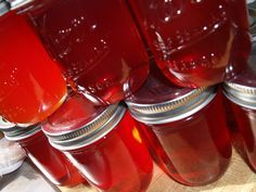 Sand Plum or Chickasaw Plum Jam from Kelli's Kitchen