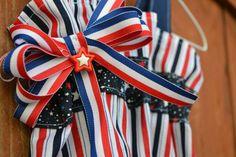 Girls dress size 3 toddler summer dress girl by ValkinThreads, $25.00  #4thofjuly #starsandstripes #holiday