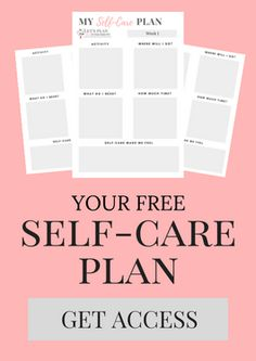 SELF-CARE OPT IN