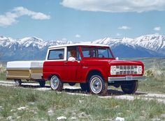 1966 Bronco