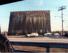 Johhny All Weather Drive In-Copiague by gregchris66, via Flickr Raise The Titanic, Great Places, Places Ive Been, Drive In Movie Theater, Long Island Ny, Those Were The Days, Old West, Back In The Day, Abandoned Places