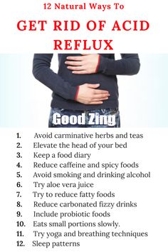 Acid reflux remedies. The best Acid reflux diet according to a nutritionist