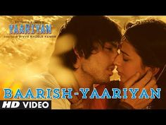 Baarish Yaariyan Full Song (Official) | Himansh Kohli, Rakul Preet | Mov...