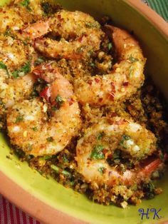 Tips~ Bake your own seasoned breadcrumbs with any leftover bread sliced into cubes. Bake for 13 to 15 minutes in a 400-degree oven, blend until fine in food processor combined with your favorite dried herbs and spices. Store in freezer for homemade breadcrumbs anytime.