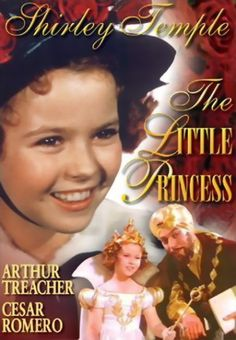 Saturday at 11:30p/10:30c we're airing The Little Princess starring Shirley Temple (1939). The Little Princess is the story of a little rich girl in Victorian London, who doesn't believe that her missing Army Office father is really dead. From the book by Frances Hodgson Burnett. This movie is enjoyable for all ages.
