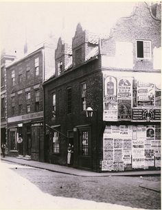 Percy Street (1882) by Tyne & Wear Archives & Museums, via Flickr