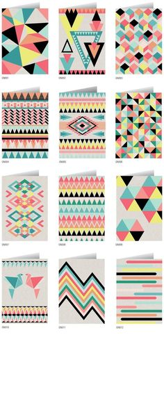 Geometric Graphic Design, Geometric Shapes Art, Geometric Pattern Design, Triangle Design, Geometry Pattern, Motif Design, Triangle Pattern, Design Textile, Shape Design
